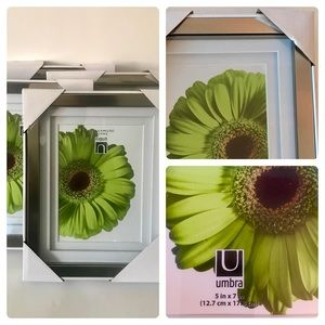 Umbra 8x10 Double Mat to 5x7 Picture Frame